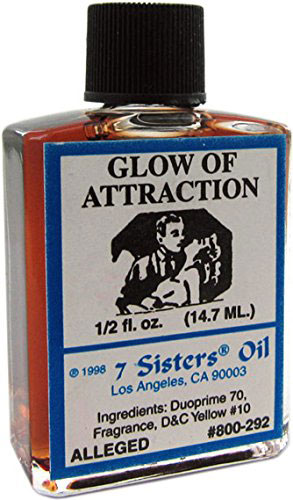 Get the Glow of Attraction from the 7 Sisters here!