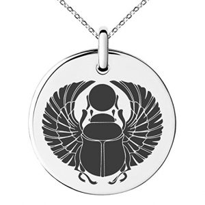 Get a scarab charm here