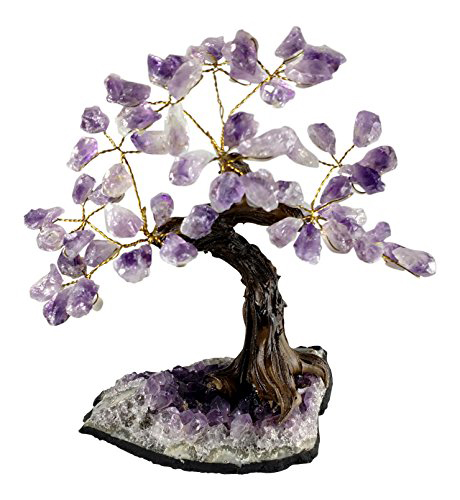 Get an Amethyst Tree to attract the magical crystal energies