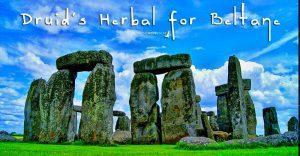 The Druid's Herbal of Beltane