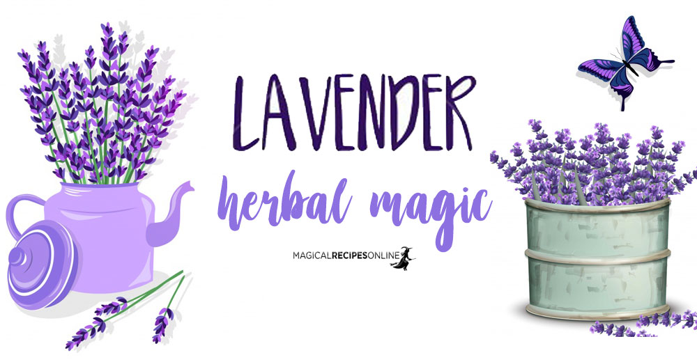 Herbal Magic of Lavender