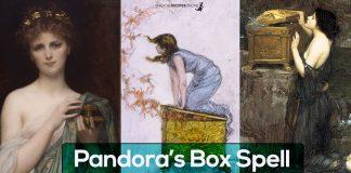Pandora's Box Spell