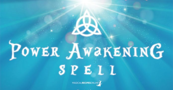 Tap into the Triquetra: A Power Awakening Spell