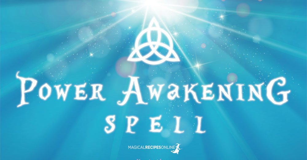 Tap Into The Triquetra A Power Awakening Spell Magical Recipes Online
