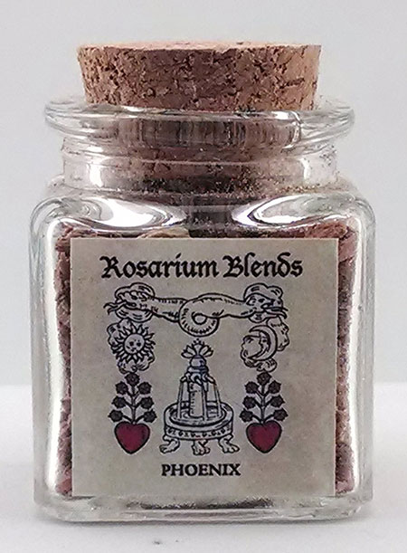 Review: 'Phoenix herbal blend' of Rosarium Blends