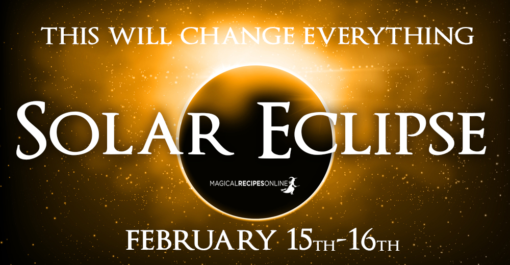 Solar Eclipse - February 15/16