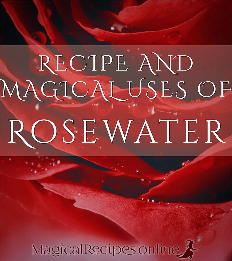 Ancient Formula Recipe: How to Make Rosewater