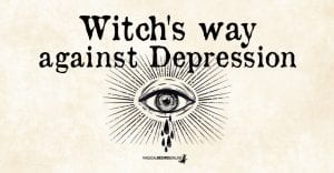 Witch's way against Depression