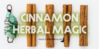 Cinnamon, the Herbal Fire