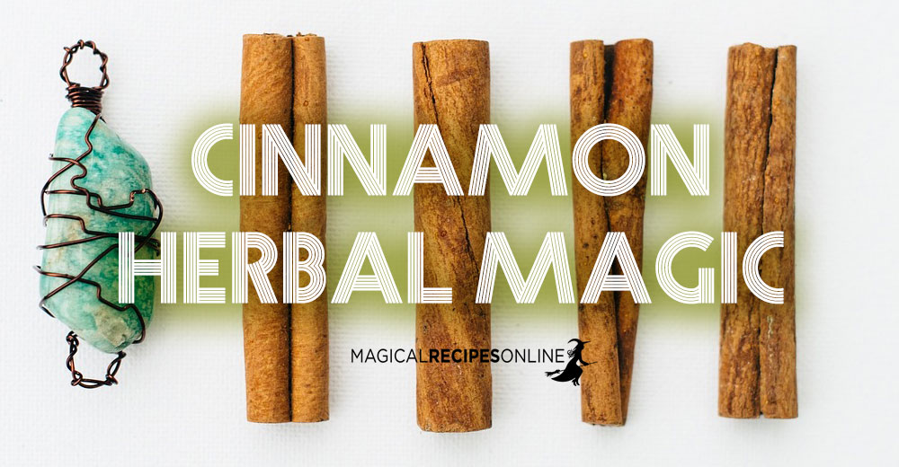 Cinnamon, the Herbal Fire