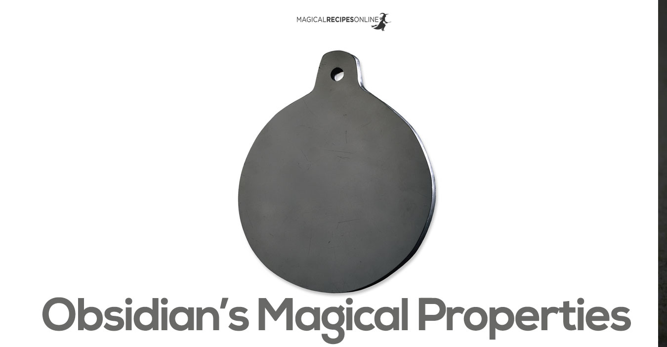 obsidian's magical properties