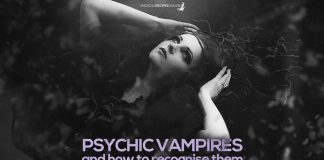 psychic vampires and how to recognise them