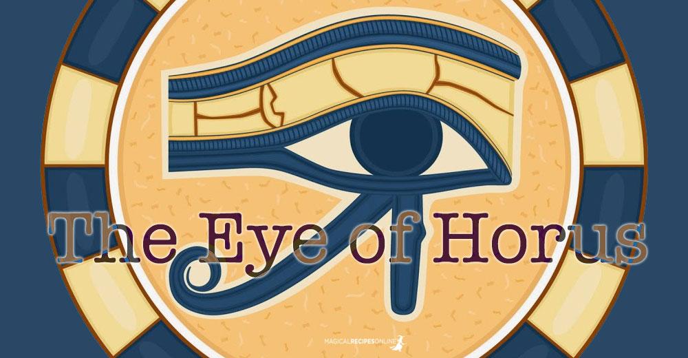 wadjet and the eye of horus