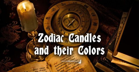 The Zodiac Candles and their Colors