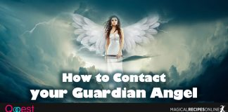 How to Contact your Guardian Angel