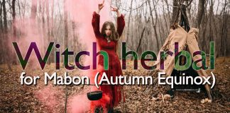 Mabon - Autumn Equinox Witch herbal