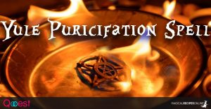 Winter Solstice Magic: A Yule Purification Spell