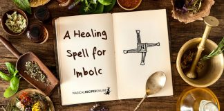 A Healing spell for Imbolc - Candlemas