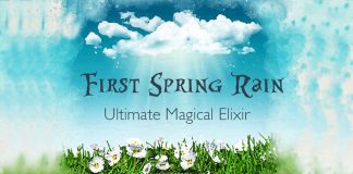 Ultimate Magical Elixir - First Spring Rain
