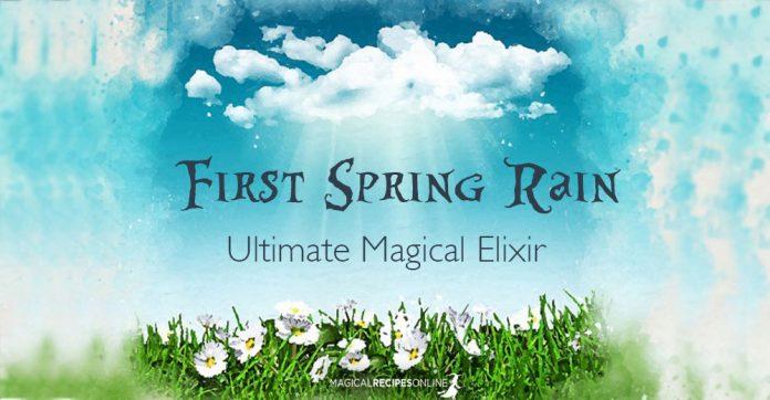 Ultimate Magical Elixir - First Spring Rain