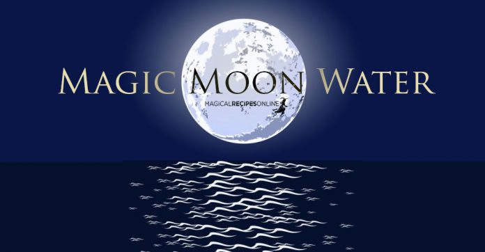Magic Moon Water