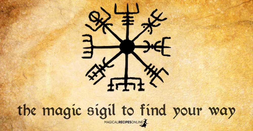 Sigil Magic: Vegvisir, the Icelandic compass to find your way