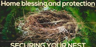 home blessings and protection