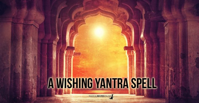 wishing yantra for wishes