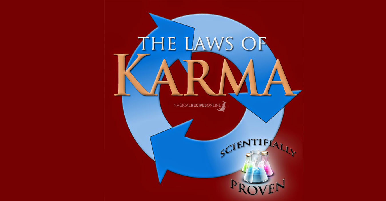 law of karma proven