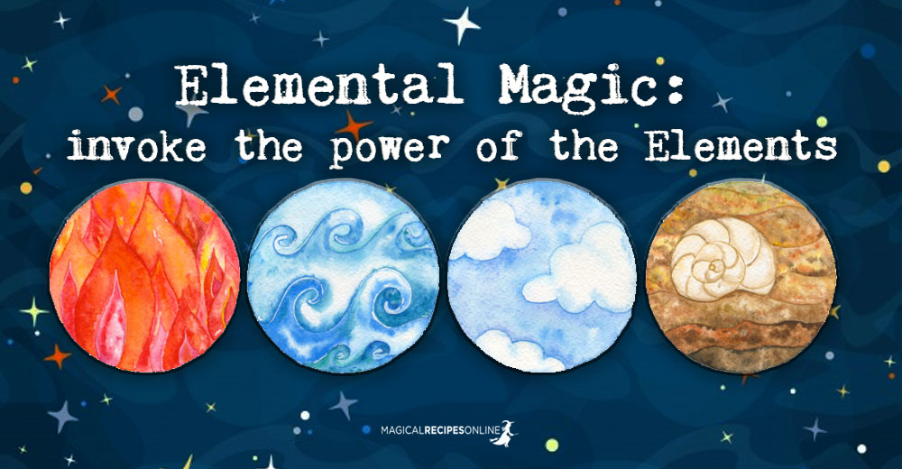 Elemental Magic: invoke the power of the elements