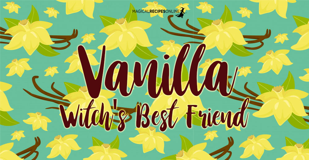 Vanilla, the Witch's Best Friend - Magical Recipes Online