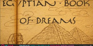 The Egyptian Book of Dreams: Omens You Should NEVER Neglect