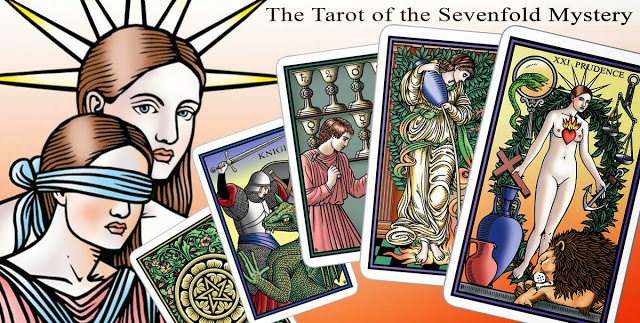 The Tarot of the Sevenfold Mystery by Hermes Publications