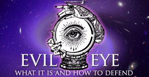 evil eye magic and rituals