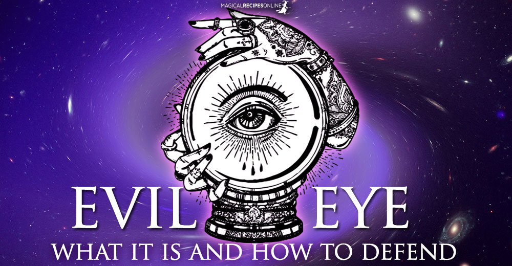 evil eye magic and rituals