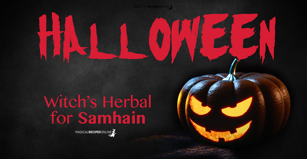 Witches Herbal for Samhain
