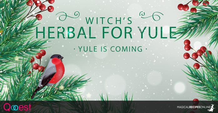 Witch Herbal for Yule, the Winter Solstice