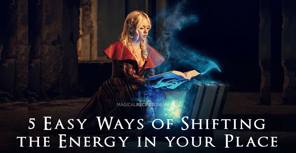 Home Energy Cleansing- 5 Easy Ways of Shifting the Energy in your Place