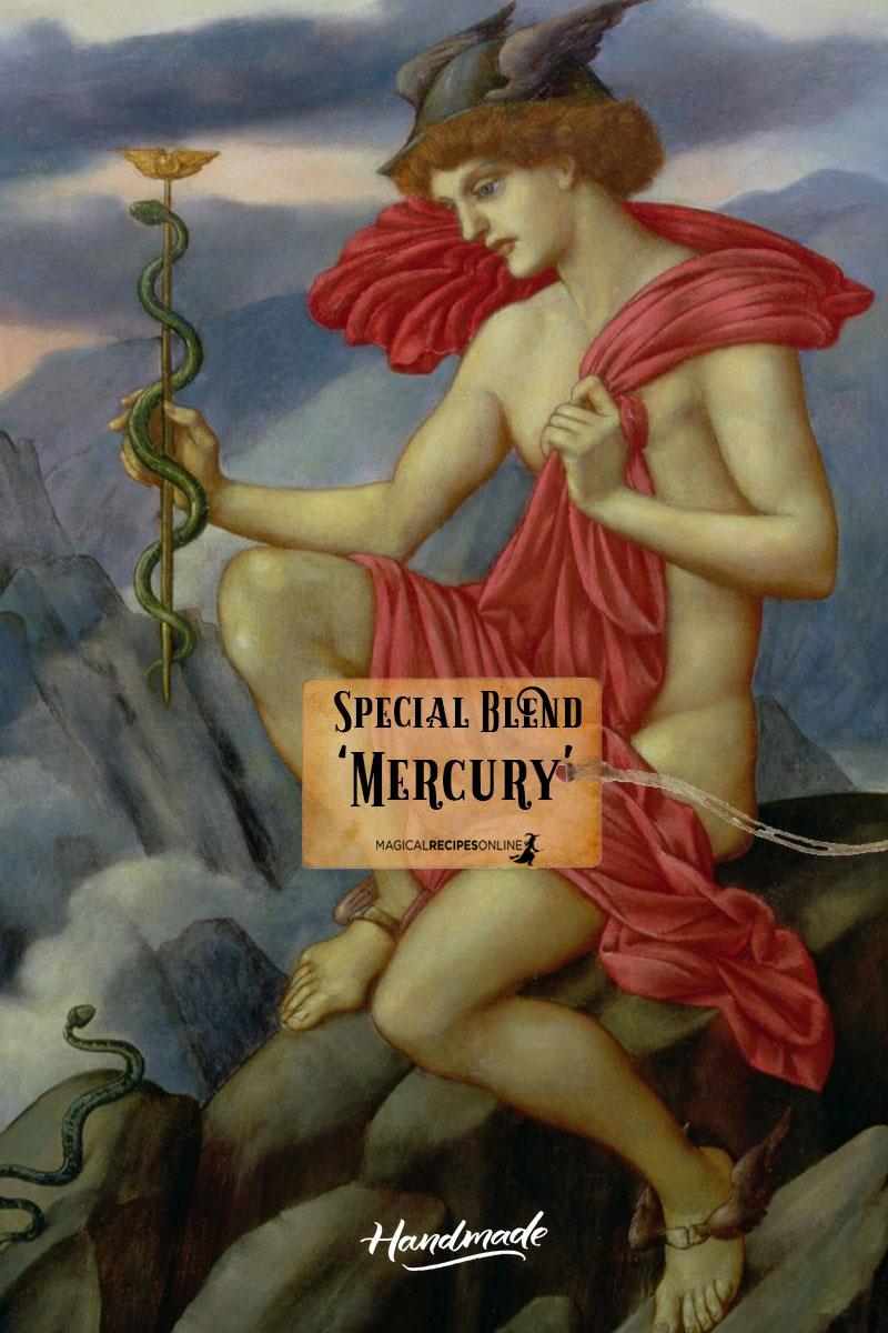 retrograde mercury blend