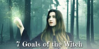 7 Goals of Witches