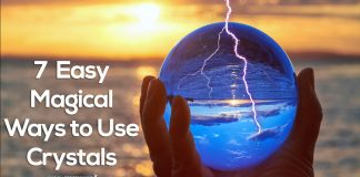 7 magical ways to use crystals