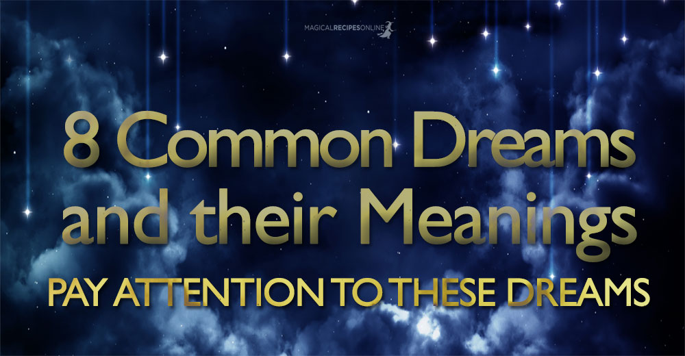 Common dreams, What do they mean & Astral Projection - Magical