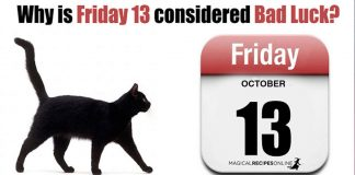 5 Reasons why Friday 13th is Bad Luck