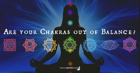 Test: Are your chakras out of balance?