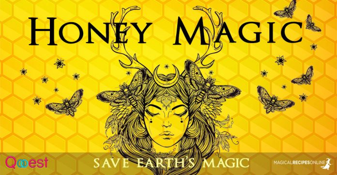 Honey Magical Properties, Spells, Rituals