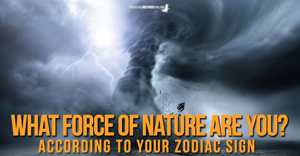 Zodiac Signs & Natural Phenomena