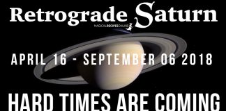 Retrograde Saturn - How Will Affect You?