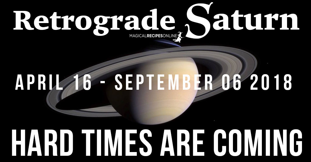 Retrograde Saturn - How Will Affect You?