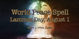 world peace spell