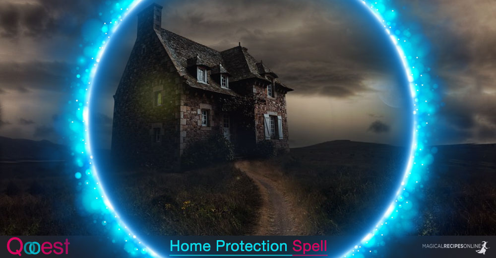 Home Protection Spell with Elements